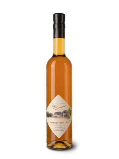 Weingut Schleimer Pfirsich Likör