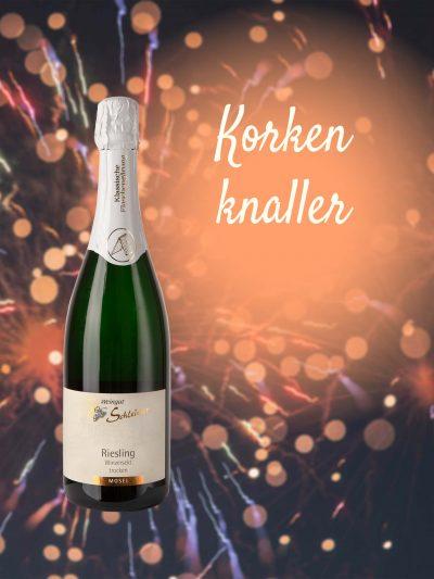 Weingut Schleimer Feiertagspaket Korkenknaller