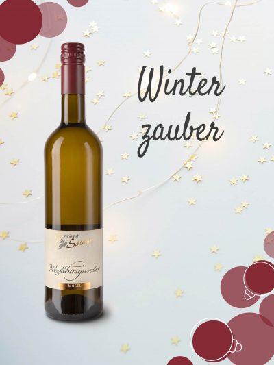 Weingut Schleimer Feiertagspaket Winterzauber