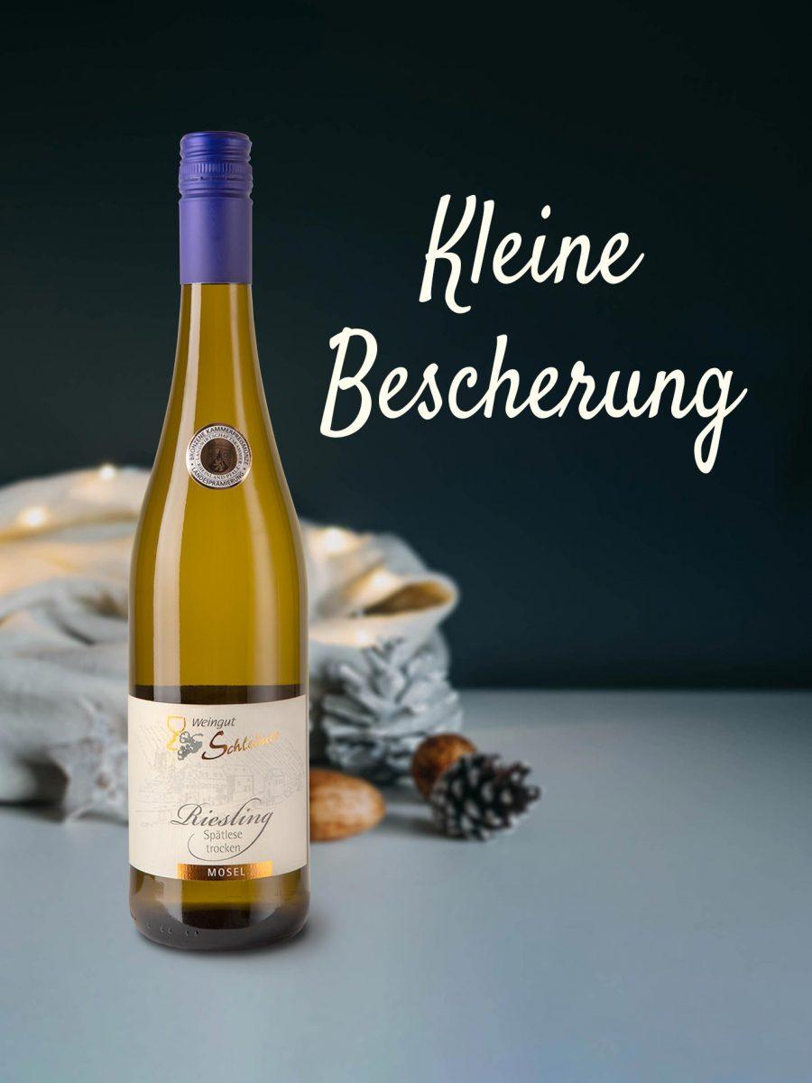Weingut Schleimer Feiertagspaket Bescherung