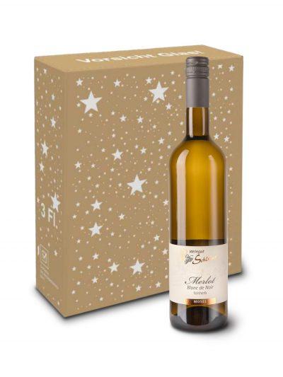 Weingut Schleimer Feiertagspaket Weihnachtsgruss