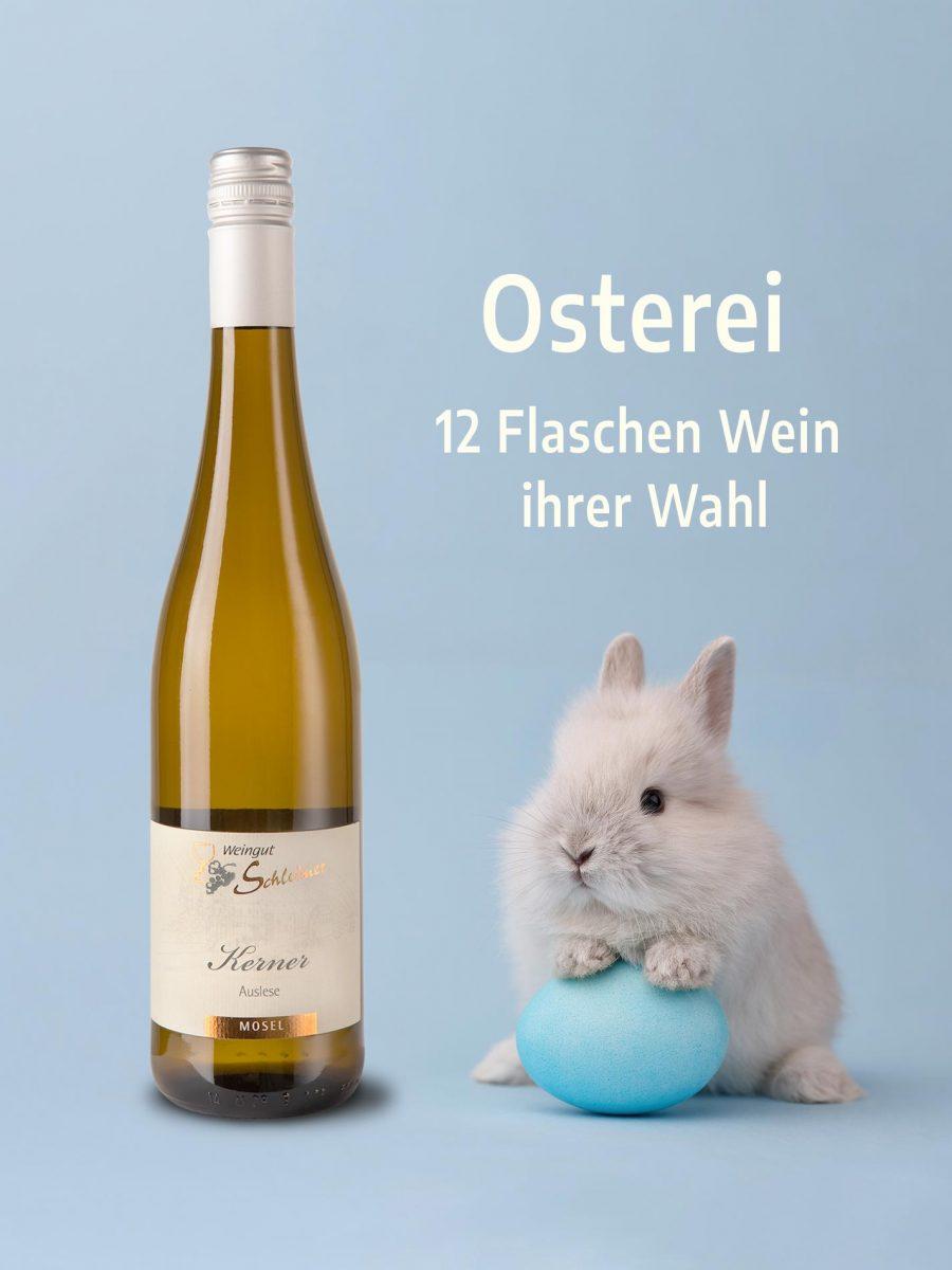 Schleimer Weinpaket Osterei