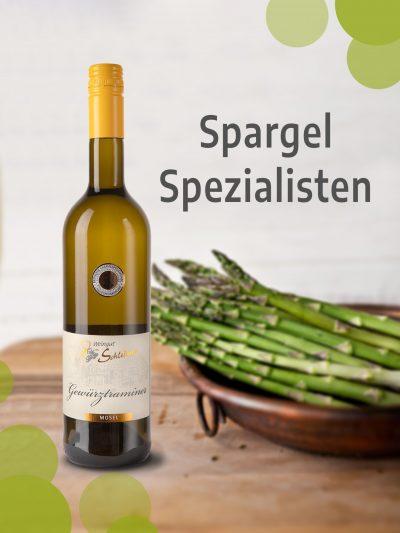 Schleimer Weinpaket Spargel