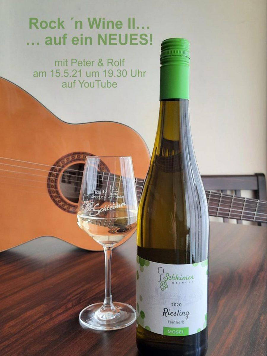 Schleimer Rock-n-Wine Teaser