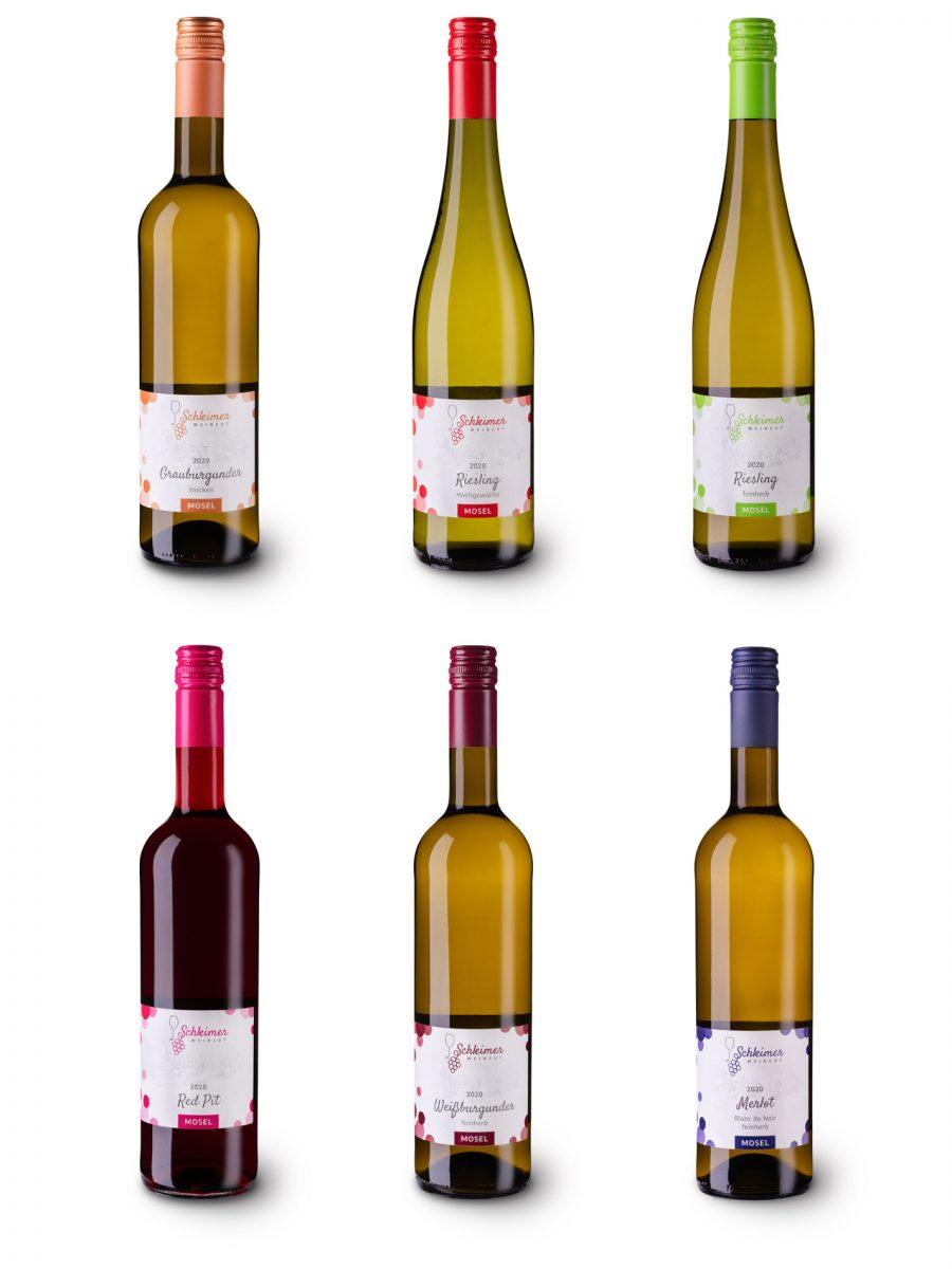 Schleimer Rock-n-Wine Produktübersicht